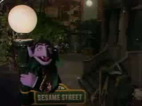 Sesame Street - The Count