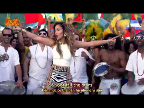 [Lyrics+Vietsub] We Are One (Ole Ola) (The Official 2014 FIFA World Cup Song)