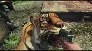 Far Cry 3 | E3 2012 Step Into Insanity Trailer [XBOX]