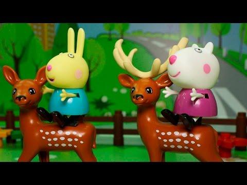 Свинка Пеппа: мультики, раскраски, пазлы Купить
