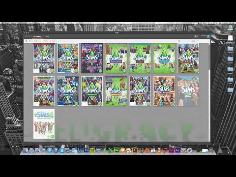 How I Got The Sims 4 CAS Demo — Mac and PC