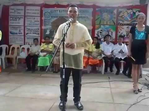Balagtasan-alcoy Nhs-dapat O Di Dapat Manligaw Ang Mga Babae video