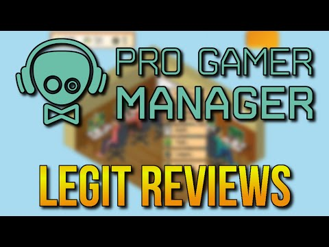 Pro Gamer Manager - MID or FEED