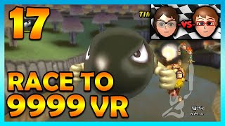 Mario Kart Wii - No One Remembers 2004!!! - Race to 9999 VR | Ep. 17