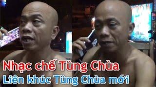 Tùng Chua troll điện thoại hài bá đạo - Liên khúc nhạc chế Tùng Chùa 2017 #TOPClip