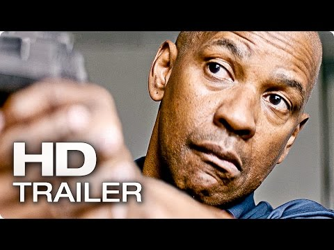 THE EQUALIZER Trailer Deutsch German | 2014 [HD]