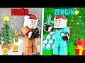 ZENGİN NOEL BABA VS FAKİR NOEL BABA! 😱 - Minecraft