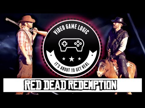 Red Dead Redemption - VIDEO GAME LOGIC: Ep. 7