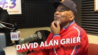 Download Lagu David Alan Grier talks Bruno Mars & Cardi B's new song & old  age w/ Alex Santa Maria [Mega 104.3] Gratis STAFABAND