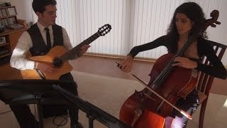 Here Comes The Sun Cello Guitar Duo For Weddings