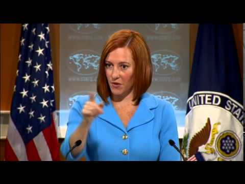 Daily Press Briefing: August 4, 2014