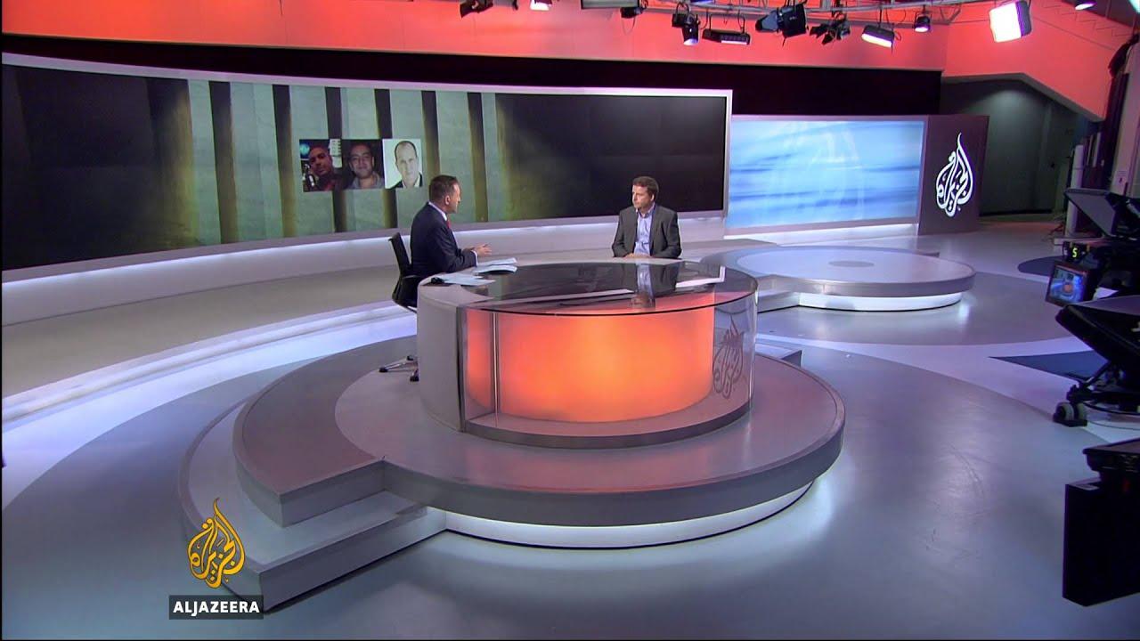 Al Jazeera's acting Managing Director decries Egypt trial delay