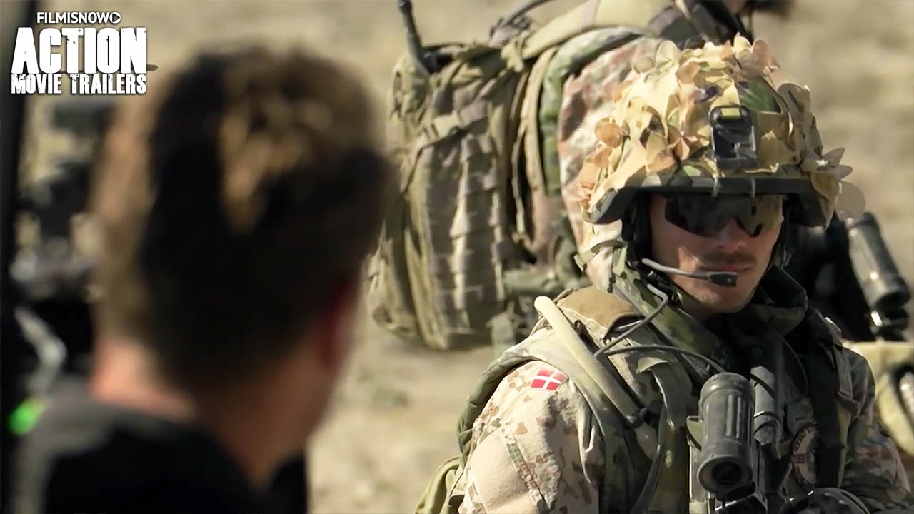 Go behind the scenes with the war drama 'A WAR' by Tobias Lindholm [HD]