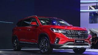 東風又一款SUV,車展全新亮相,動力強勁!