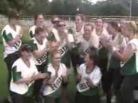 Division II Festival: Humboldt State Softball Cheer