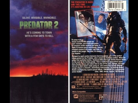 Predator 2 (1990) Kicks Ass - (Defending the Sequel - A Movie Review)