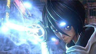 JUMP FORCE  Aizen Ichigo x Rukia Movesets Gameplay