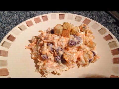 Кулинарный рецепт Салат с красной фасолью Пикантный
