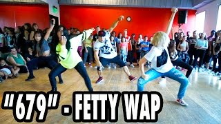 679 - FETTY WAP ft Remy Boyz Dance | @MattSteffanina Choreography (Beg/Int Hip Hop)