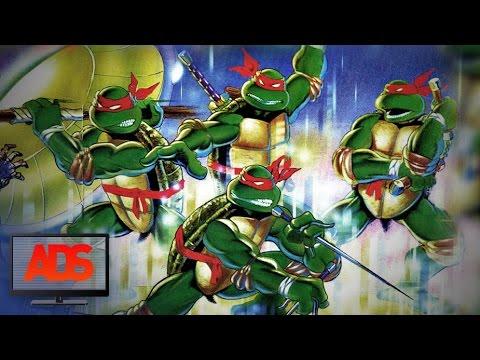 Ads: Teenage Mutant Ninja Turtles video
