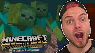 Minecraft Story Mode - SLIMEY SITUATION?! - A BLOCK AND A HARD PLACE! - Episode 4 [#2]
