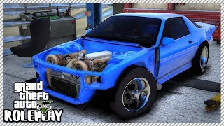 GTA 5 Roleplay - I Built Sleeper Drag Car | RedlineRP #382