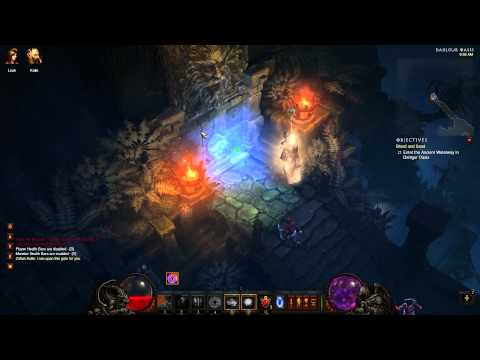 Diablo 3 Magic Find Inferno - Fast Easy Rare Farming - Easy Farm Spot - Guide