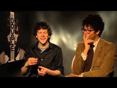 The Double - Richard Ayoade and Jesse Eisenberg interview