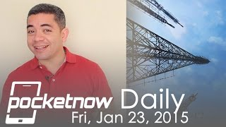 Google Cellular, iPhone market share, Samsung Orbis & more - Pocketnow Daily