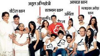 Salman Khan Whole Family Members Video With Names