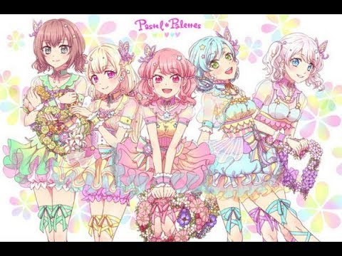 Pastel * Palettes Cover Songs - Bang Dream Girls Band Party