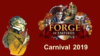 FoEhints: Carnival 2019 in Forge of Empires