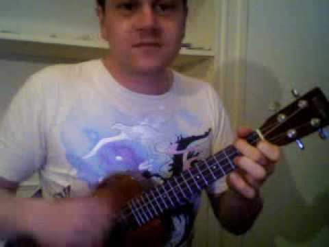 Two of Us - Beatles ukulele cover - learning tips