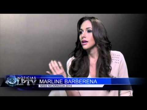 Miss Nicaragua a Nueva York