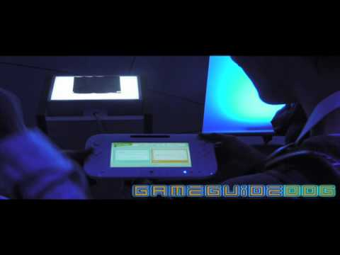 WII-U Live Gameplay – E3 2011