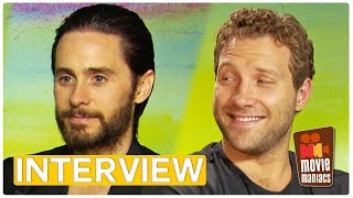 Suicide Squad - Naked on Set (Exclusive Interview)
