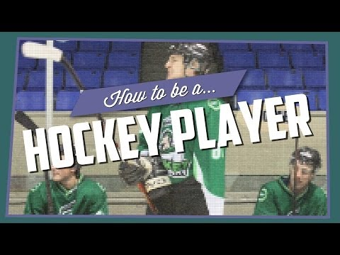 Thumbnail image for 'How to be a Hockey Player'