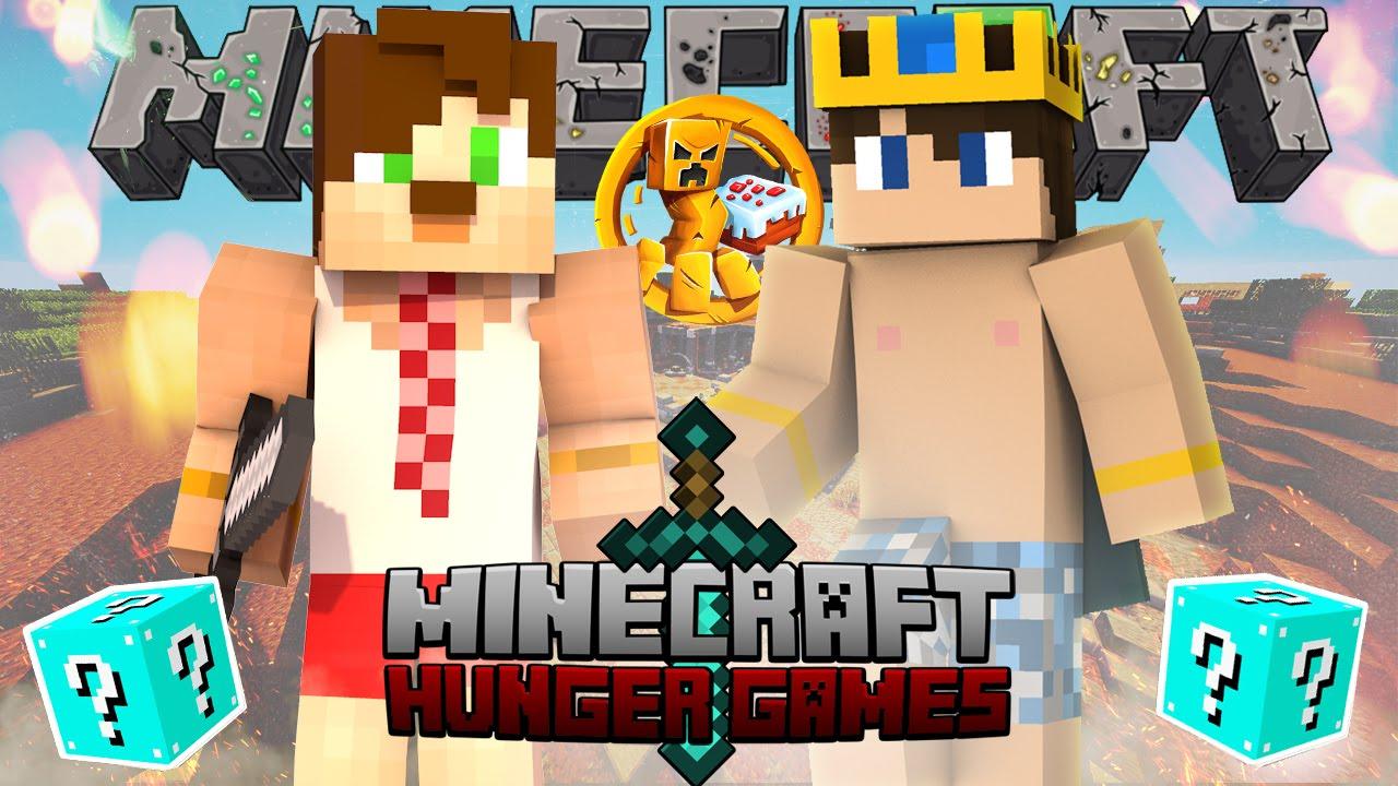 Hunger games minecraft parody download