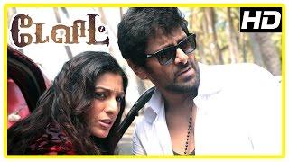 David Tamil Movie Climax Scene   Jeeva becomes pastor   Tabu comforts Vikram   End Credits