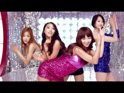 [韓中字HD]Sistar - So Cool MV Music Videos