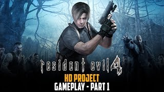 Resident Evil 4 HD Project Mods Textures | Professional (PC) - Part 1