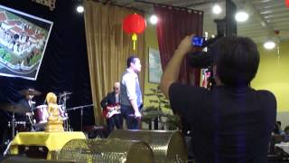 """""""HERO"""" singing live by Minh Chanh for IBC tv!"""