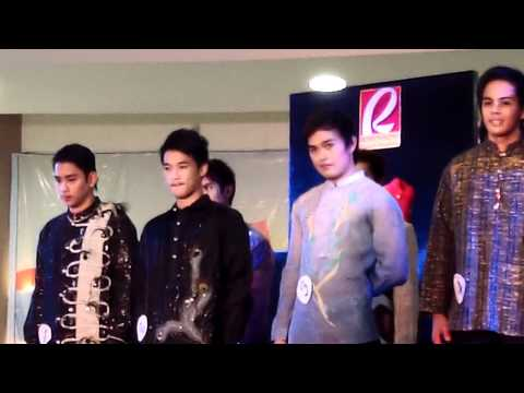 Ginoong Pangasinan 2012 Competition held at the Robinsons Place in Calasiao, Pangasinan Part 3 of 4