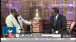 A MUST WATCH!!!!!!!!!! Dr. Myles Munroe's insight on death before his actual death weeks before