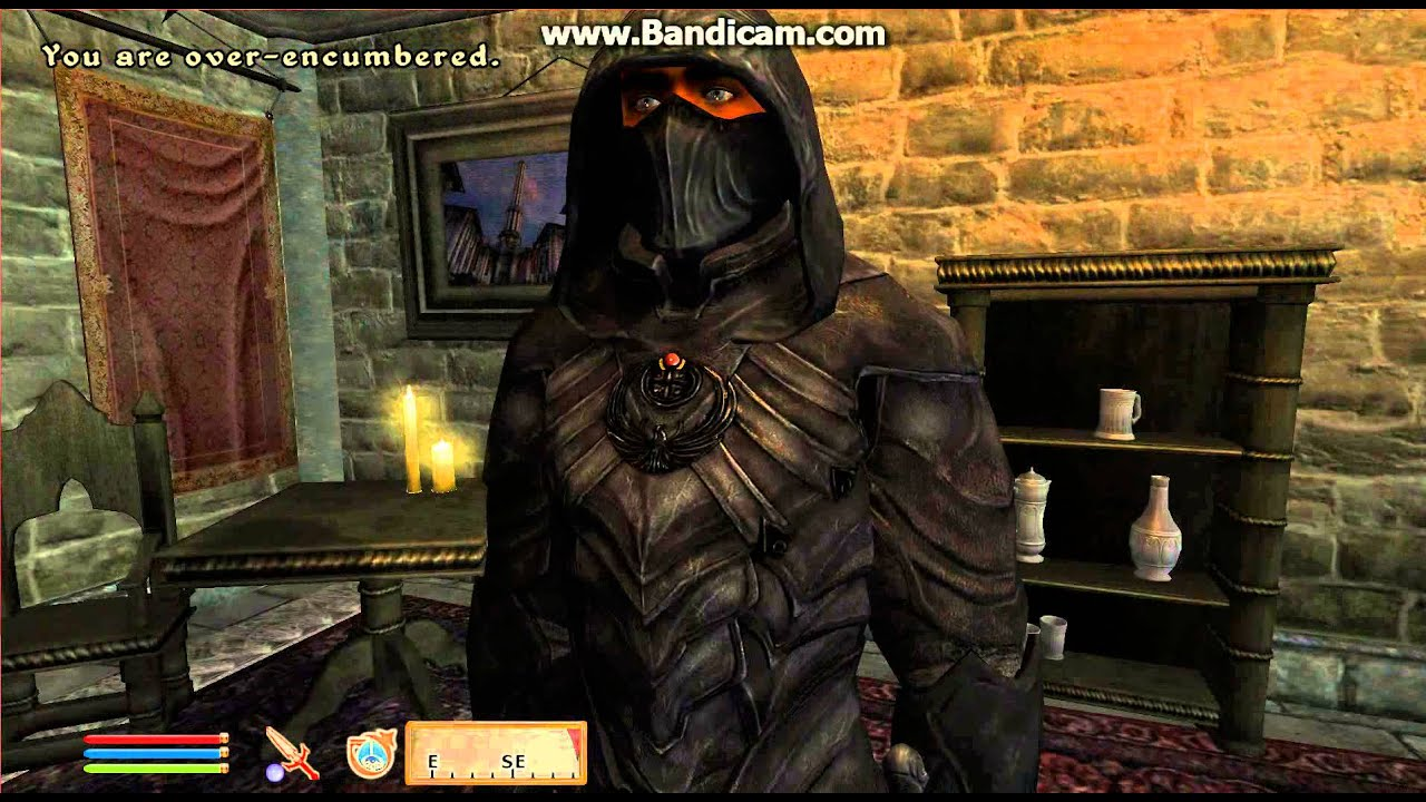 Oblivion Weapons And Armor Skyrim Armor in Oblivion