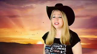 Back to God - Reba McEntire, Country Music Gospel Songs Cover, Jenny Daniels Covers Reba McEntire