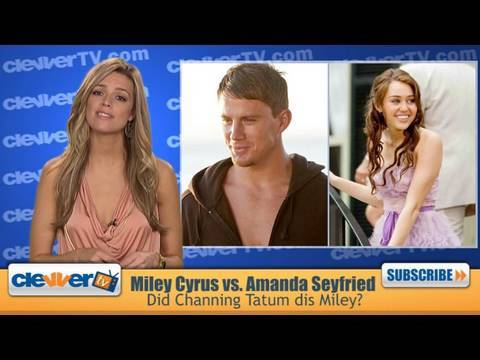 Channing Tatum Disses Miley Cyrus...Or Does He? Video