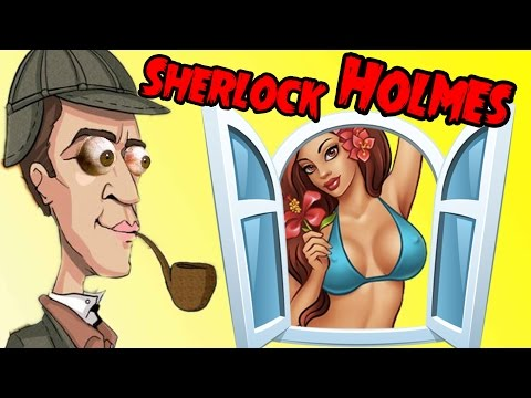 Sherlock Holmes - Подглядываем - №2