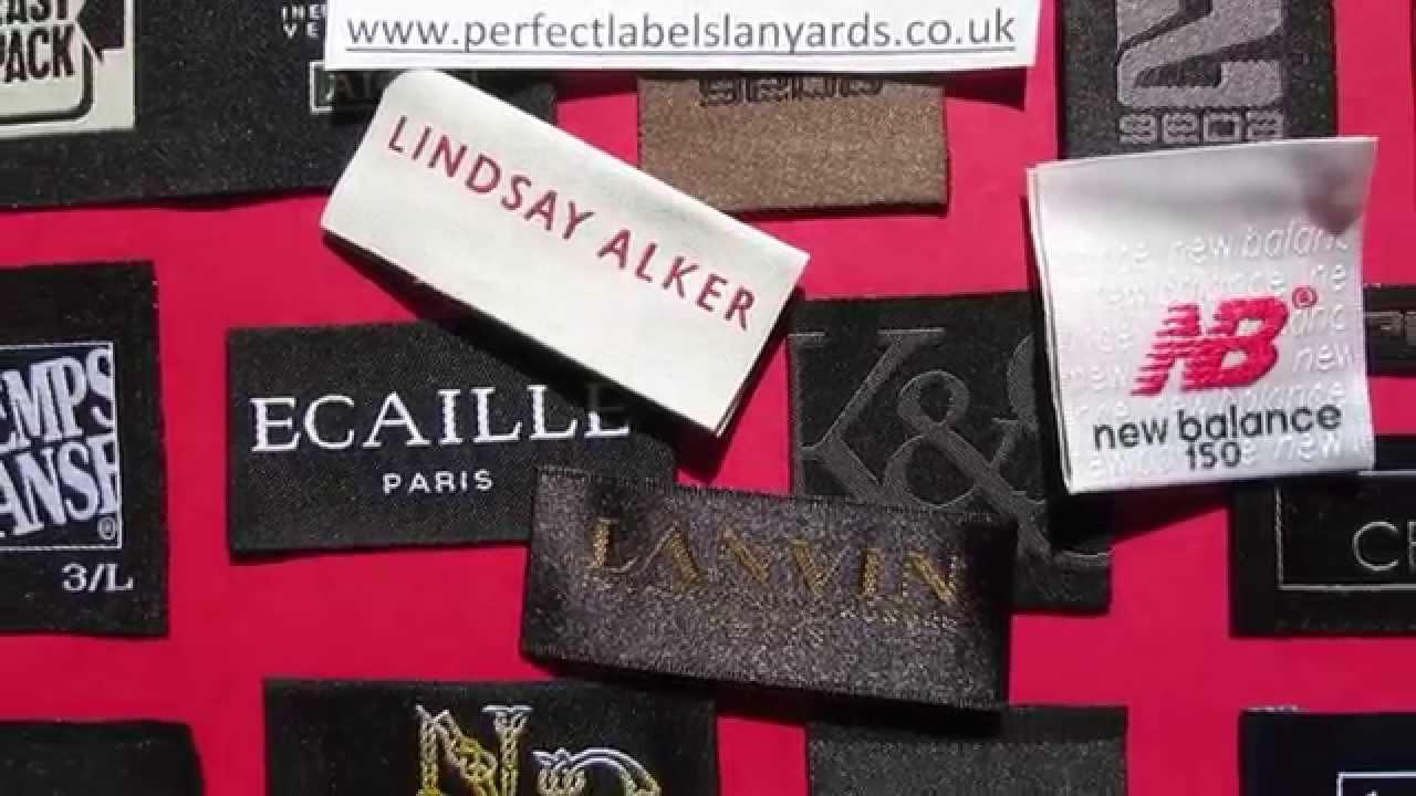 Designer Clothing Labels Custom Designer Clothing