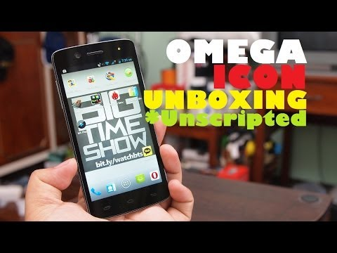 Cherry Mobile Omega Icon Unboxing (Unscripted) - Quad-Core & HD Dragon Trail Display For P 6.499